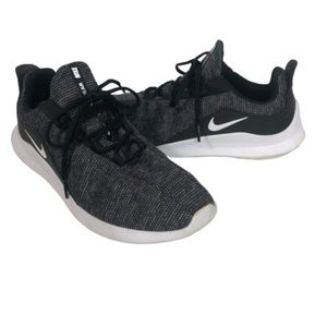 Nike Men's 10 Black multi Tennis Shoe A00628-001